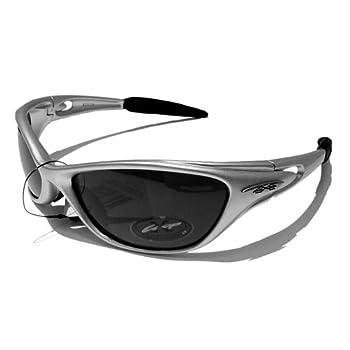 X-Loop Lunettes de Soleil - Sport - Cyclisme - Ski - Conduite - Moto - Plage / Mod. 1170 Gris / Taille Unique Adulte / Protection 100% UV400