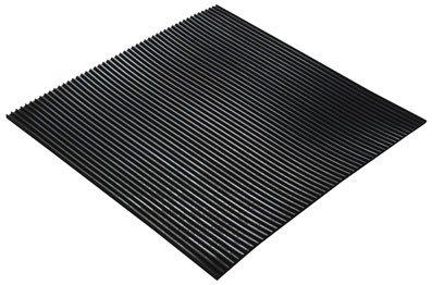 3MM X 1.2M X 10M FINE RIB MATTING - Fine Rib Matting (Industrial Rubber Flooring)