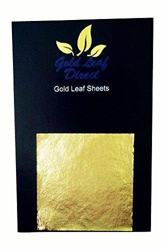 20-sheets-x-gold-leaf-on-base-genuine