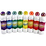 Dazzle Glitter Bingo Dauber Ink 6-Pack - Mixed Colors