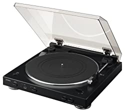 Denon DP200USBBK Turntable with USB