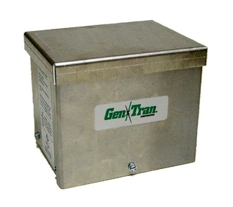 Aluminum Power Inlet Box Generator