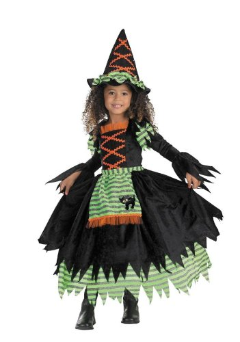 Storybook Witch Costume Infant Child Clothes Size 1-2