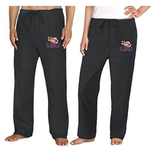 Lsu Scrubs Pants Bottoms Lg- Lsu Tiger Eye Men Ladies