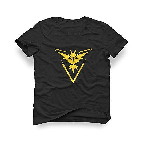 GO-Team-Amarillo-Camiseta