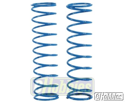 "Team Losi 2.5"" Spring 4.1 Rate, Blue - 1"