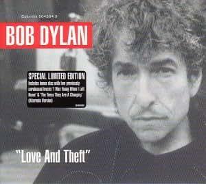 Love and Theft [MINIDISC] [UK Import]