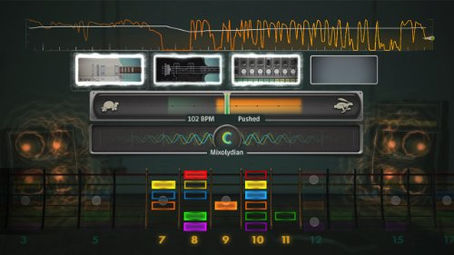 Rocksmith 2014 Edition + Real Tone cable  screenshot