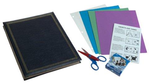 Pioneer Jumbo Scrap Book Kit - 1