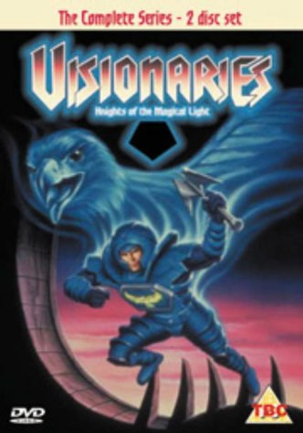 Visionaries - Knights of the Magical Light [DVD]