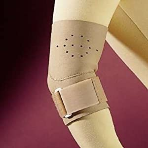 NEOPRENE TENNIS ELBOW SPLINT BRACE SUPPORT 613 (X-Large)