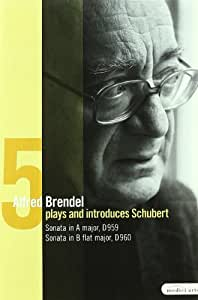Alfred Brendel - Plays and Introduces Schubert: Piano Works, Vol. 5 (NTSC)