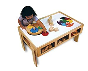 Childs Activity Table by TAG Toys