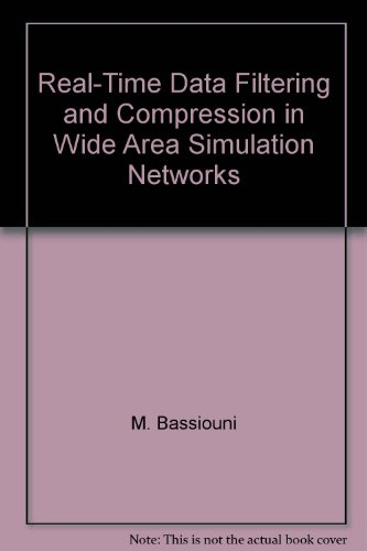 Real-Time Data Filtering and Compression in Wide Area Simulation Networks