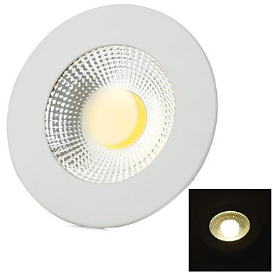 M.M Luo Welding 12W 600Lm 3500K 1 X Cob Warm White Light Ceiling Lamp(Ac 85-265V)
