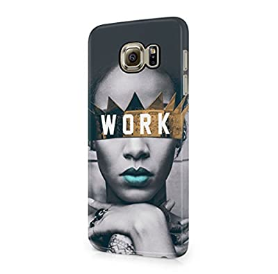 Rihanna Work Samsung Galaxy S6 (Not Edge) Hard Plastic Phone Case Cover