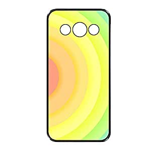 Vibhar printed case back cover for Samsung Galaxy S3 yellowcircles