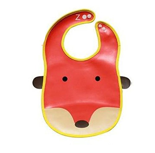 buyhere-baby-animal-shape-bib-fox