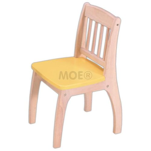 Pintoy Junior Chair (Yellow)