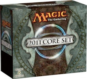 Mtg Tcg 2011 Core Set Fat Pack