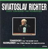 チャイコフスキー:四季 / リヒテル(スビャトスラフ) (演奏); チャイコフスキー, ラフマニノフ (作曲) (CD - 1997)