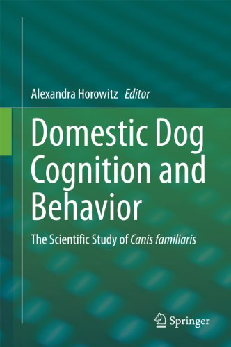 Alexandra Horowitz - Domestic Dog Cognition and Behavior