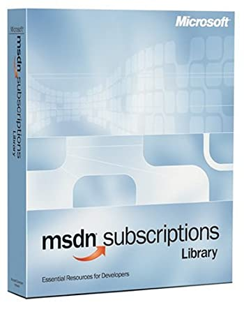 Microsoft MSDN Library Subcription 7.0 [Old Version]