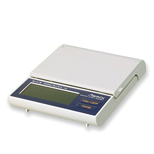 アスカ(Asmix) デジタルスケール 新郵便料金対応 最大計量2kg DS2007