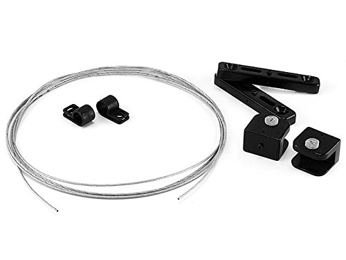 Monoprice 107666 Universal Safety Tv Lock For Lcd/Led And Plasma Tv