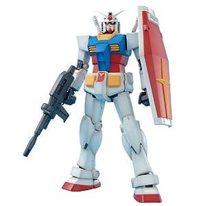 Amazon.com: Gundam RX-78-2 Gundam Ver 2.0 MG 1/100 Scale