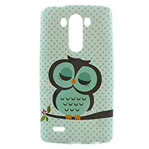 Defunct Owl Case for LG G3