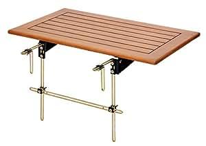 Landmann 255579 Tablette de balcon Minoa (Import Allemagne)