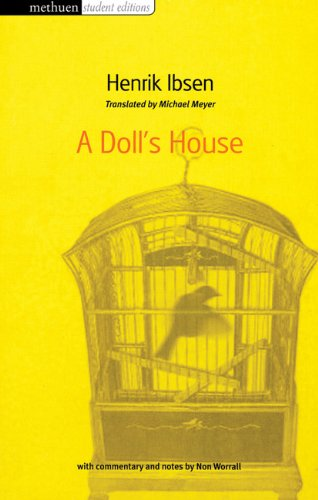 a dolls house reaction paper drama Since a doll's house first premiered in 1879, critics have been voicing opinions about the production henrik ibsen's drama a doll's house.