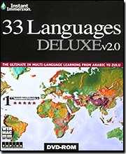 Instant Immersion 33 Languages Deluxe V2.0 [Old Version]