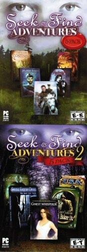 Seek & Find Adventures: 10 Great Games