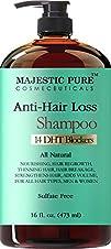 Hair Loss and Hair Regrowth Shampoo f…