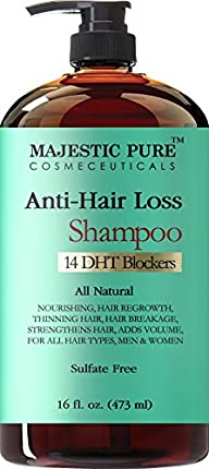 Hair Loss and Hair Regrowth Shampoo f…