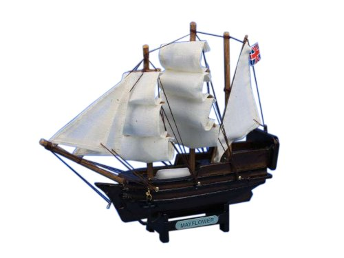 Hampton Nautical  Mayflower Tail Ship, 7