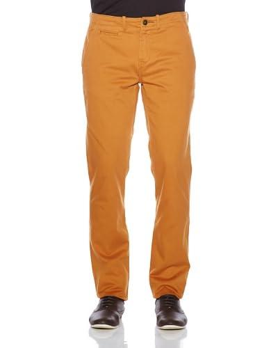 Wrangler Pantalone Chino Slim [Arancione]