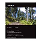 Garmin TOPO U.S. 24K - Mountain North microSD Card