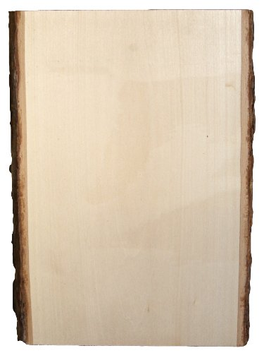 Walnut Hollow Basswood Plank, Medium