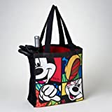 Disney by Britto from Enesco Mickey Mouse Tote Bag 24 IN