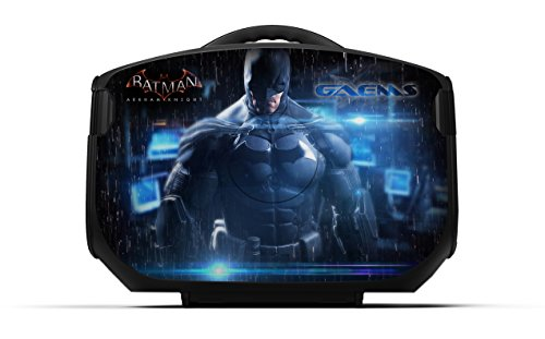 GAEMS Vanguard Personal Gaming and Entertainment EXCLUSIVE BLUE BATMAN Edition for PS4, XBOX 360, PS3 - Xbox One (Gaems Personal Gaming Environment compare prices)