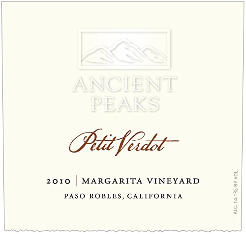 2010 Ancient Peaks Petit Verdot Paso Robles 750Ml