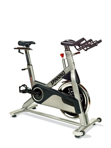 Spinner Edge Premium Indoor Cycle - Spin Bike with Four Spinning DVDs