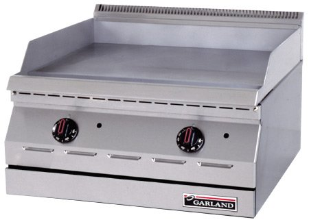 "Garland GD-15GFF 15"" Counter Top Flame Failure Griddle"