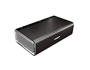 Creative Sound Blaster Roar: Portable NFC Bluetooth Wireless Speaker with aptX/AAC. 5 Drivers, Built-in Subwoofer.