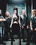 Evanescence Amy Lee Gothic Metal Rock Music 10x8 Photograph Picture