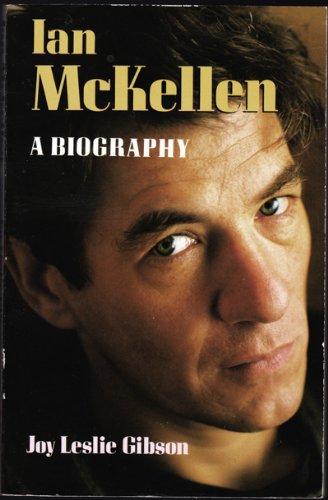 Ian Mckellen [: A Biography], Gibson, Joy Leslie