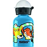 SIGG Go Team Water Bottle, Blue, 0.3-Liter